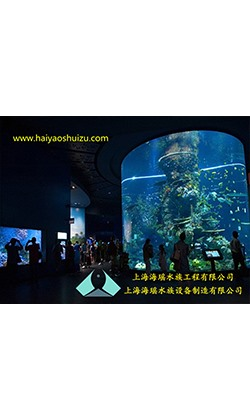 Cylindrical fish tank manufacturer
